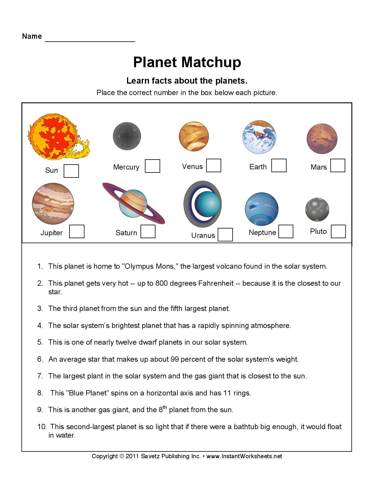 Solar System Archivos