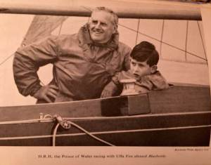 Uffa, Sailing with H.R.H. the Prince of Wales