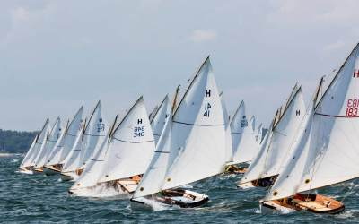One Hundred Years of Racing Herreshoff Twelves on Buzzard's Bay