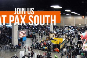 We're heading to PAX South 2019