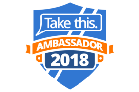The Take This Streaming Ambassador Program is Here!