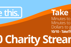 Take 10 Charity Stream 2018