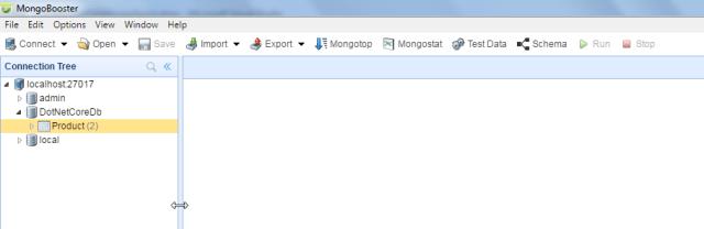 MongoDB Database Snapshot