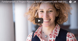 Fundamentals of Project Planning and Management