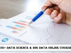 Data Science & Big Online Courses and MOOCs