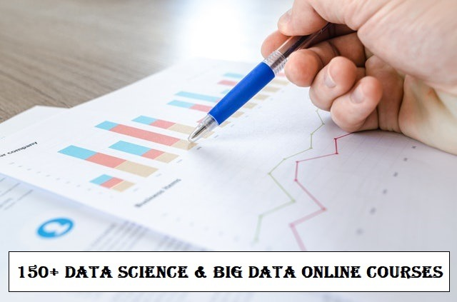 Data Science & Big Online Courses and MOOCs