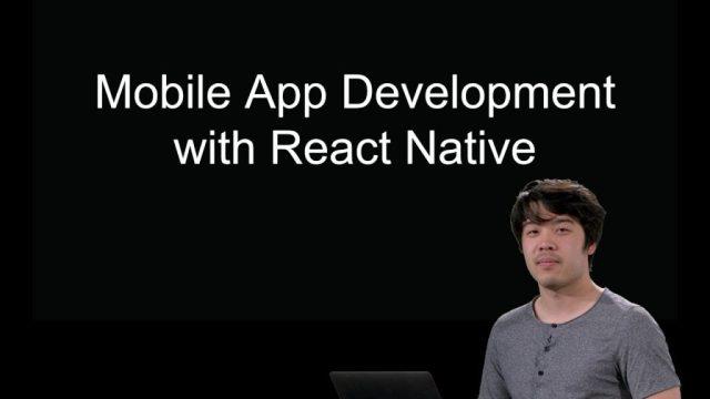 CS50's Mobile App Development with React Native