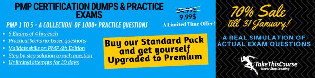 PMP Certification Dumps
