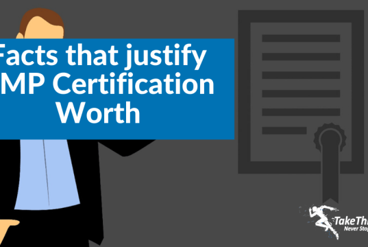 PMP Certification Worth
