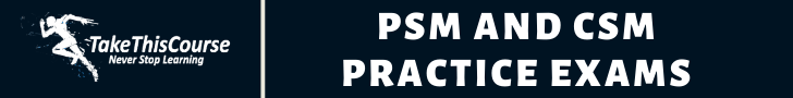 PSM & CSM Practice Exams