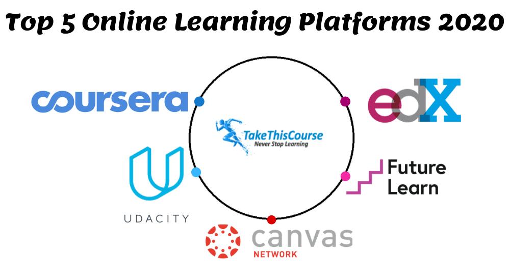 Top 5 Online Learning Platforms 2020