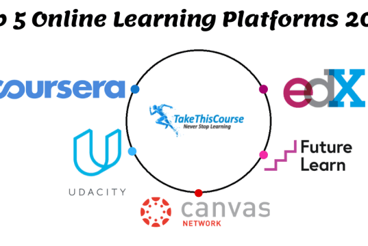 Top 5 Online Learning Platforms 2020