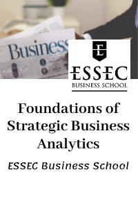 Foundations of strategic business analytics