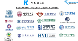 Korean Moocs