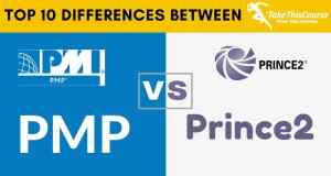 Top 10 differences between PMP and Prince2