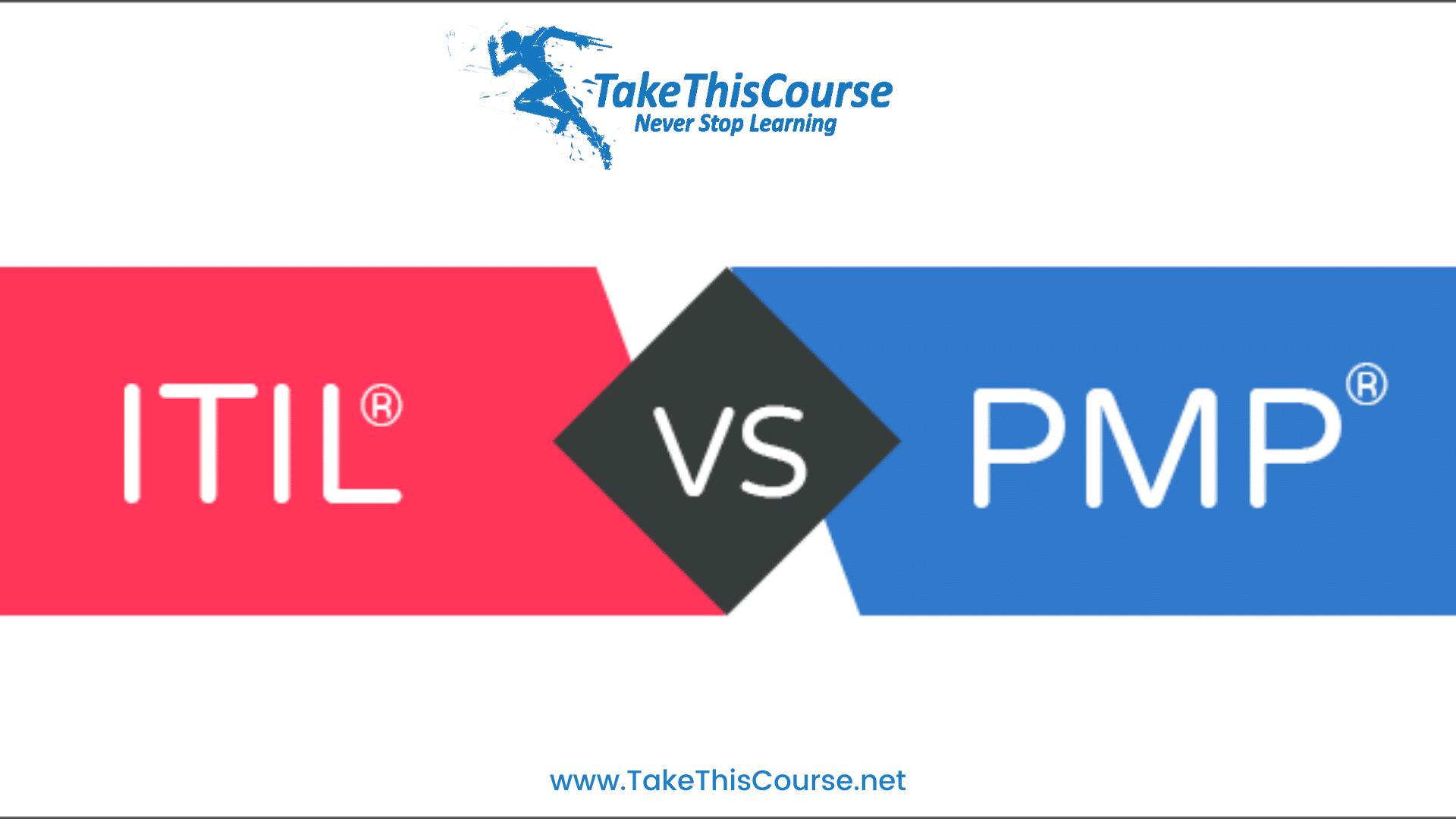 PMP vs ITIL