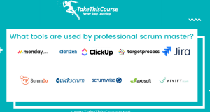 What tools are used by Professional Scrum Master?