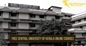 Central University of Kerala Courses