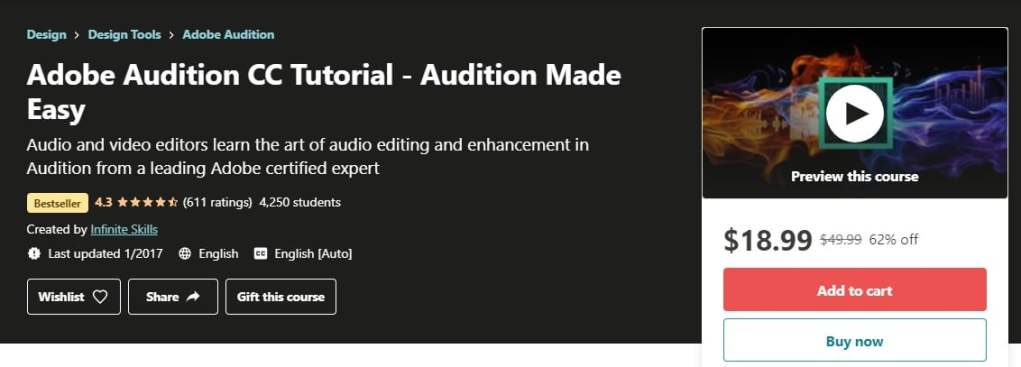 Adobe Audition CC Tutorial - Audition Made Easy