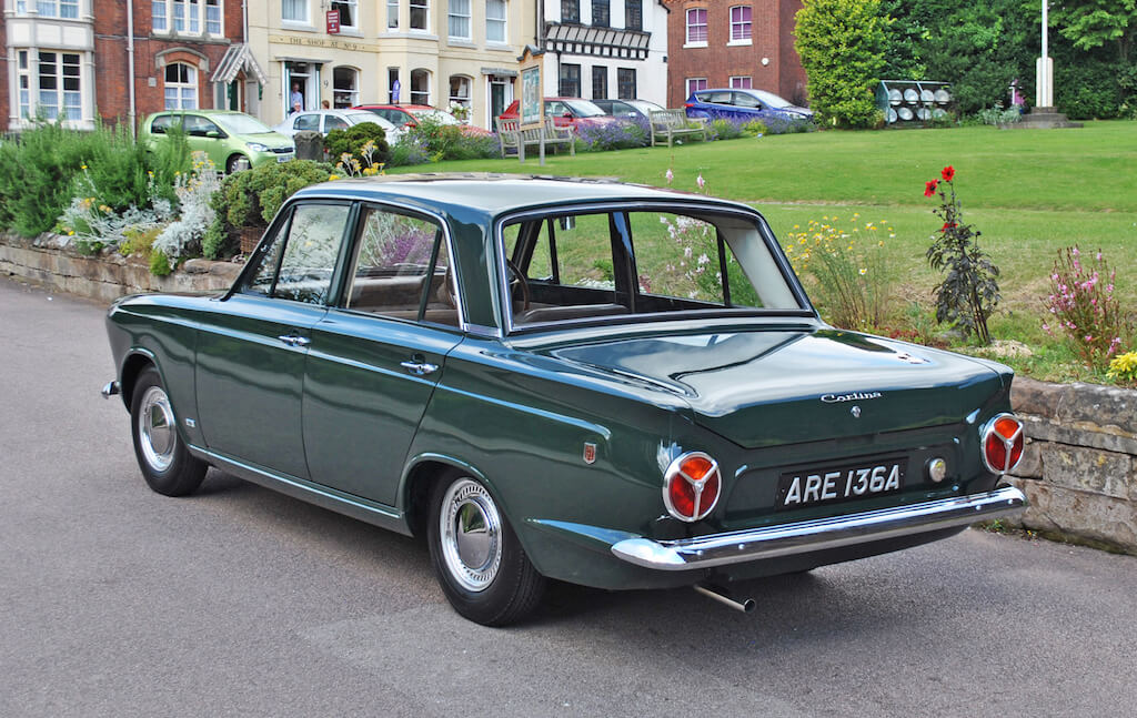 Auction Watch Just 1 Mile A Day In 53 Years 1963 Ford