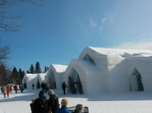3-day Quebec Ice Hotel Winter Carnival Tour Boston