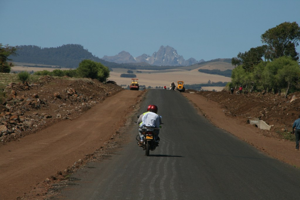 Safaris met bestemming Mount Kenya