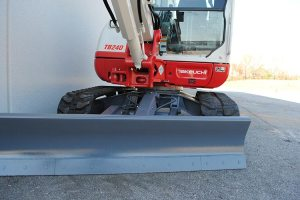 TB240 Compact Excavator  Takeuchi US
