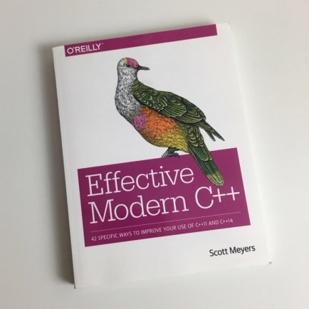 Effective Modern C++ Book