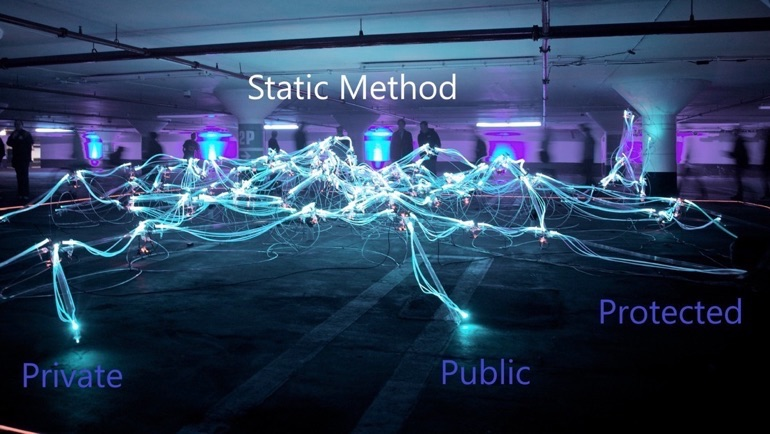 32: Static Methods And Data. Always Available.