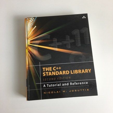 The C++ Standard Library Book