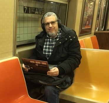 Wahid Coding On Subway