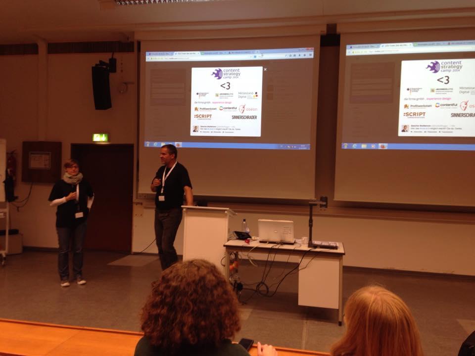 Content Strategy Forum 2014 - Dieburg (2)