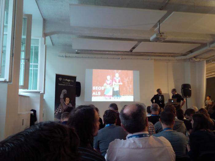 onpage.org Expert Event München 2016 Keynote Fischerländer