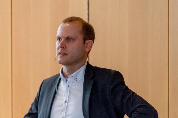Gabriel Beck, Mitglied der Geschäftsleitung bei Web Arts AG