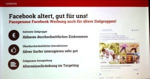 Vortrag: 10-Facebook Mythen - Passgenaue Facebookwerbung
