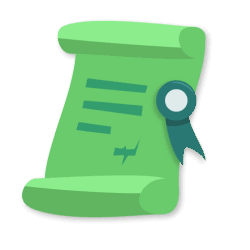 Symbolbild Zertifikat