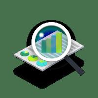 Mit unserem Google Analytics Audit unterstützen wir Sie beim Analytics Setup und sorgen für eine aktuelle und individuelle Anpassung Ihrer Datenanalysen.