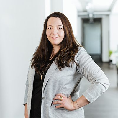 Christine Boussios, Mag. Germanistik – Head of Communications & Content bei takevalue Consulting Darmstadt