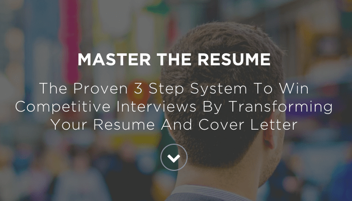 master-the-resume-course