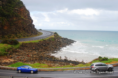 3 days on the great ocean road cars taking to the open road peggy tee