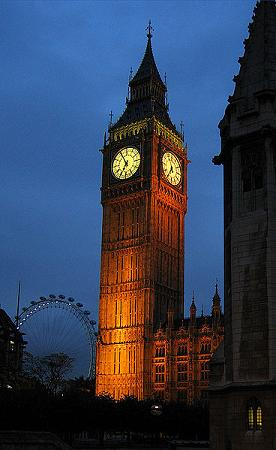 best road trips in united kingdom london  big ben taking to the open road peggy tee wikimedia