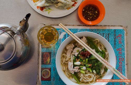 Cambodia food tour noodle soupt takingtotheopenroad copyright terence carter