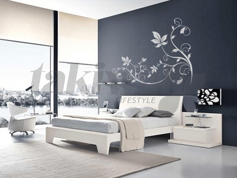 Dessin Mural Chambre Adulte Affordable Lasse Etagre