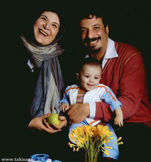عکسهای شخصی بازیگران معروف ایرانی