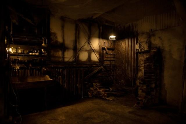 光画社スタジオ「漠」がダークな廃墟に進化した画像