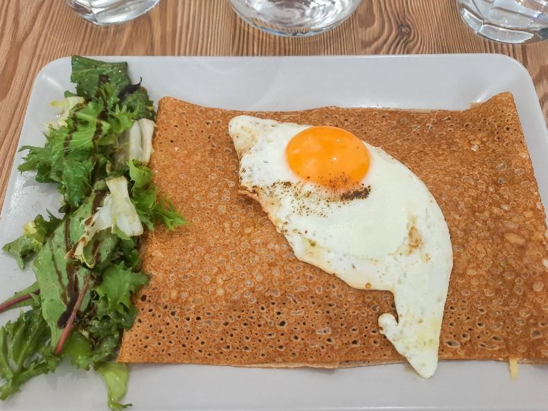 【おすすめレストラン紹介】エディンバラで本格的なクレープが食べられる店「French Creperie Le Petit Cafe」