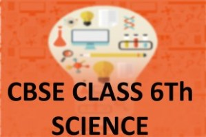 CBSE Class 6th Science