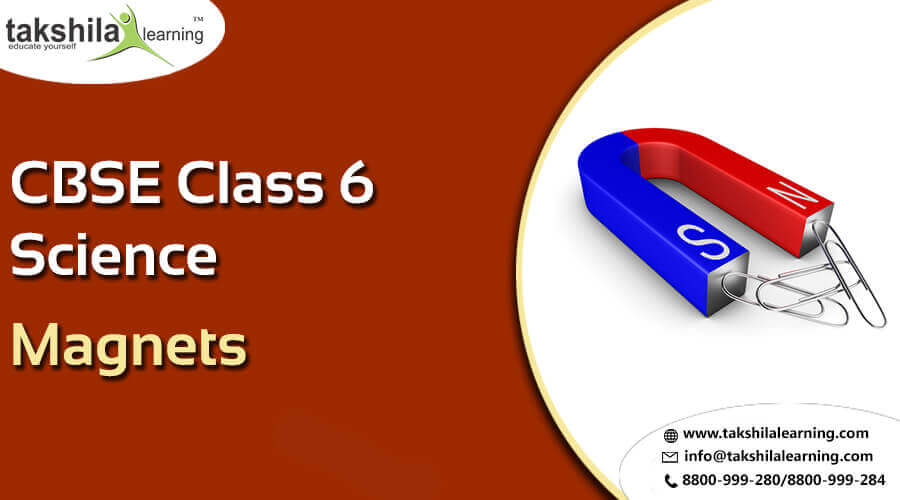 CBSE & NCERT Solutions for Class 6 Science Fun with Magnets Chapter 13