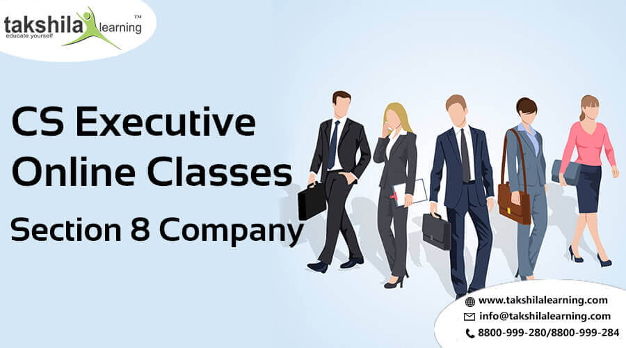 Section 8 Company : CS Executive Classes