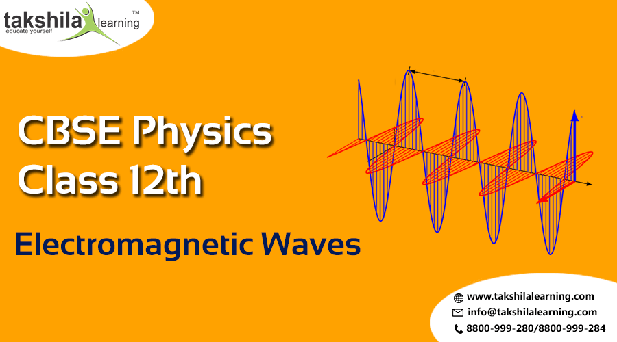 NCERT physics notes for class 12- Electromagnetic Waves,12th physics